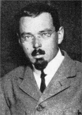 Deutscher fauvistischer Maler Karl Schmidt-Rottluff (1884-1976)
