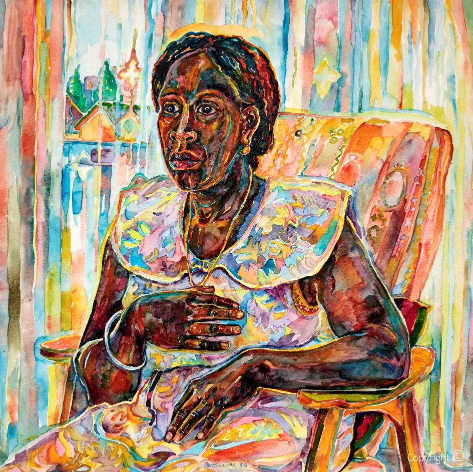 Aicha, 1980