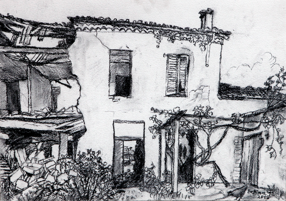 Maison mourante, 2015
