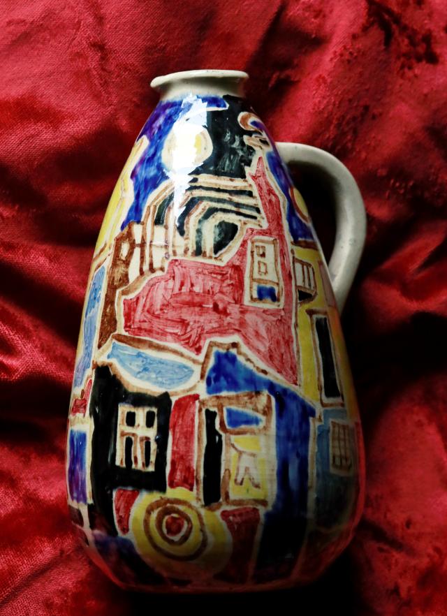 Entwurf einer Vase, 1955