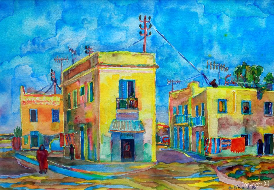 La Goulette près de Tunis, 1996