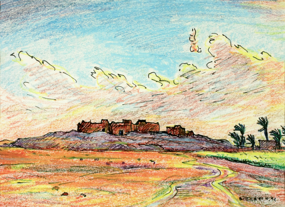 The Tahouda Oasis, 1991