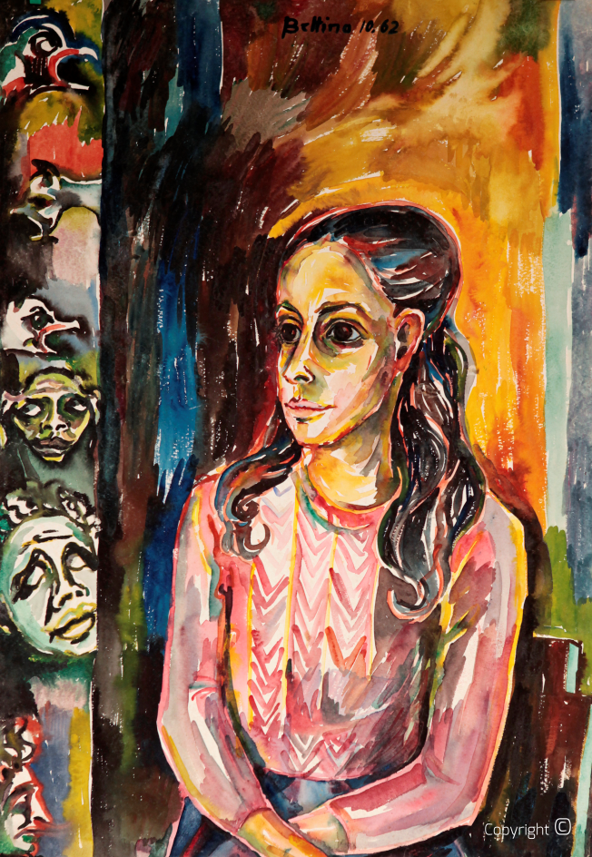 Ein Mädchen, 1962