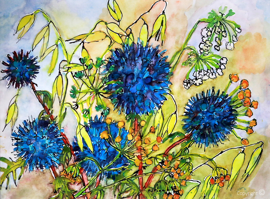 Chardons bleus, 1997