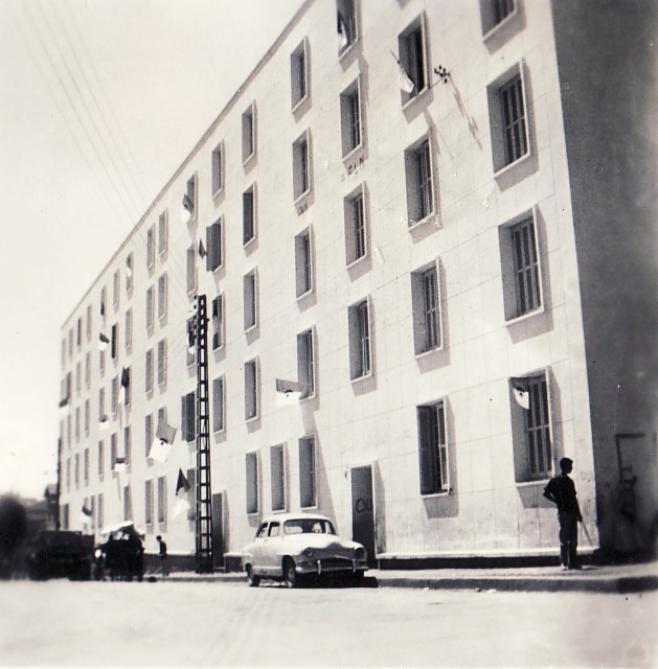 Guelma am 05. Juli 1962