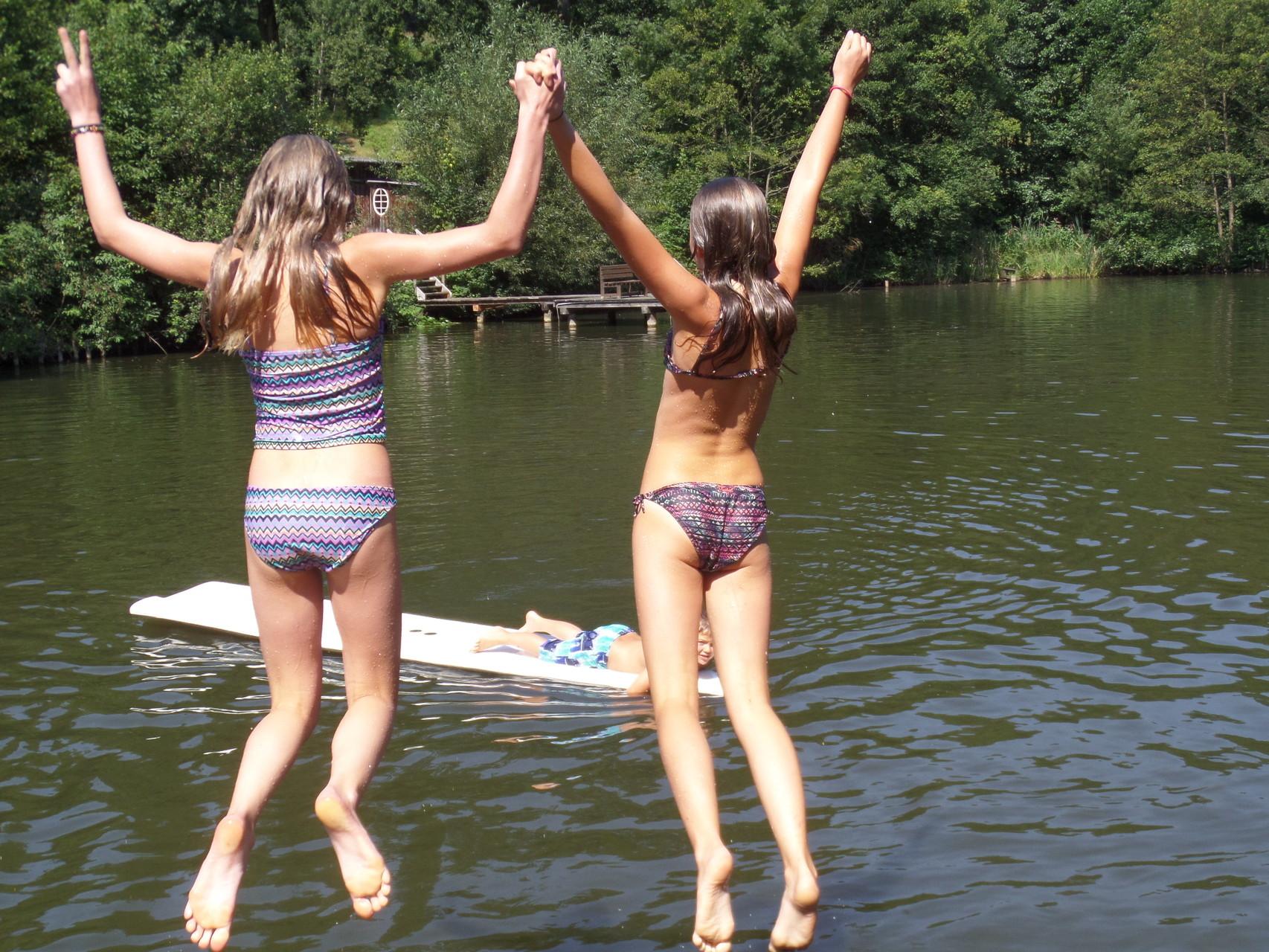 Eine der spaßigsten Sportarten überhaupt: Schwimmen