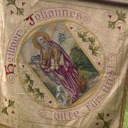 Rückseite der alten Fahne