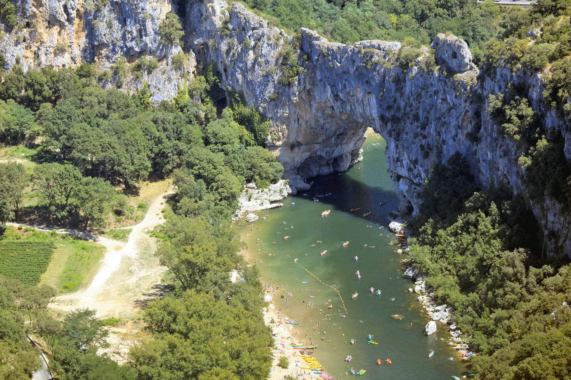 Le Pont d'Arc - Gorges de l'Ardèche