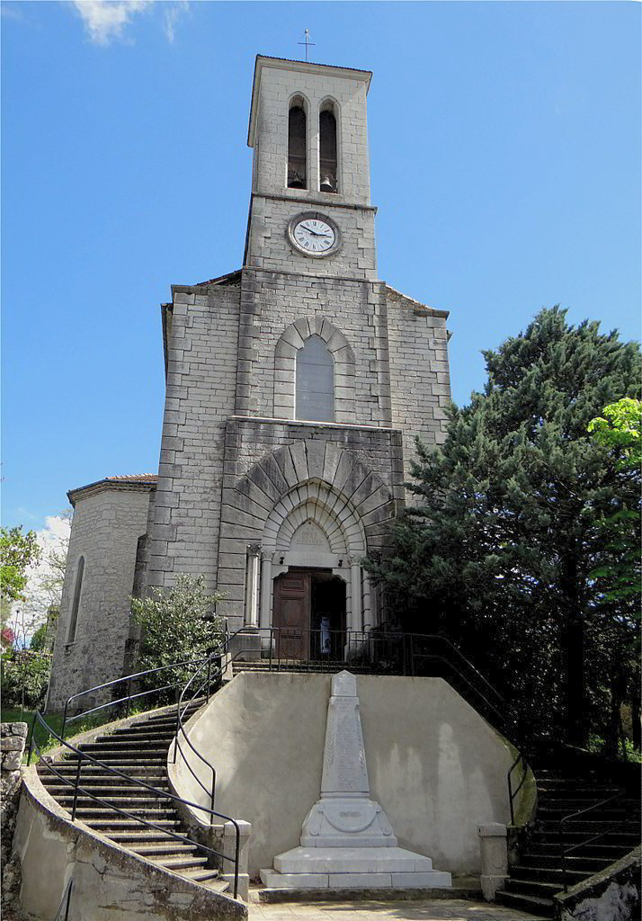 Eglise Sainte-Marie-Madeleine - Balazuc