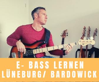 E- Bass lernen