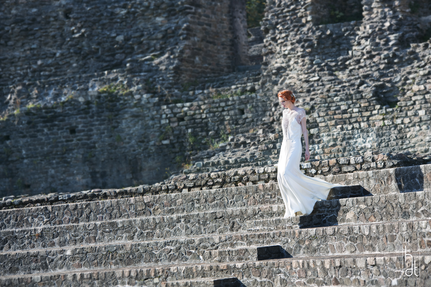 robe-de-mariee-longue-evasée-corolle-amphitheatre-vienne-emmanuelle-gervy