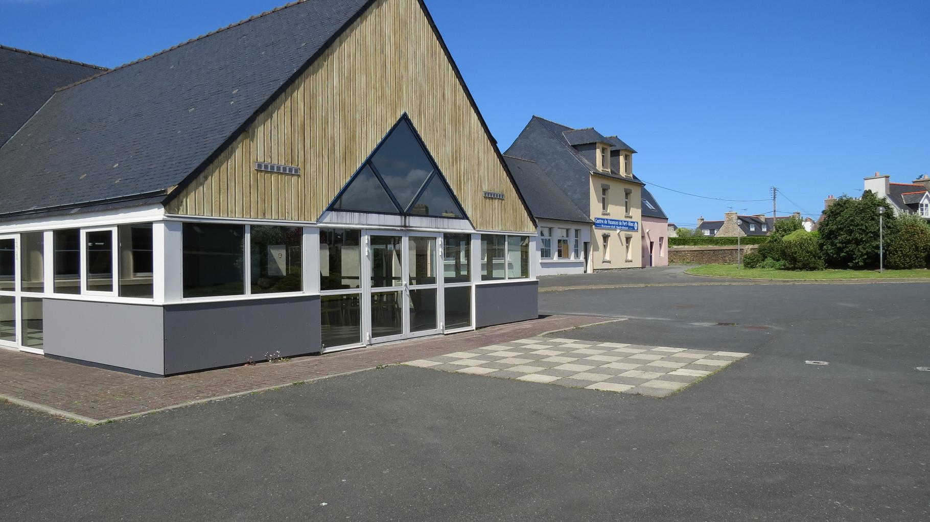 Centre de Vacances de Port Blanc Côtes d'Armor Bretagne