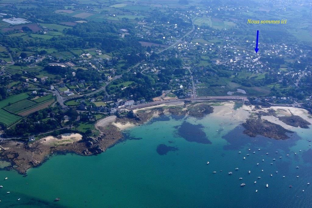 Port Blanc Côtes d'Armor Bretagne