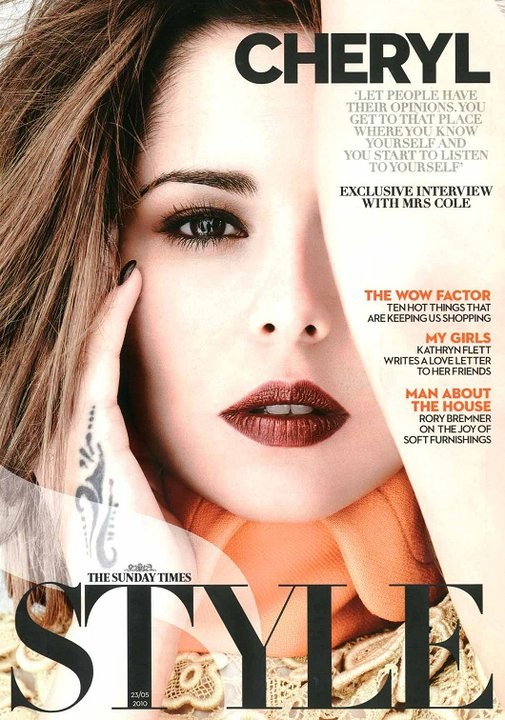 The Sunday Times Style - 23 mai 2010