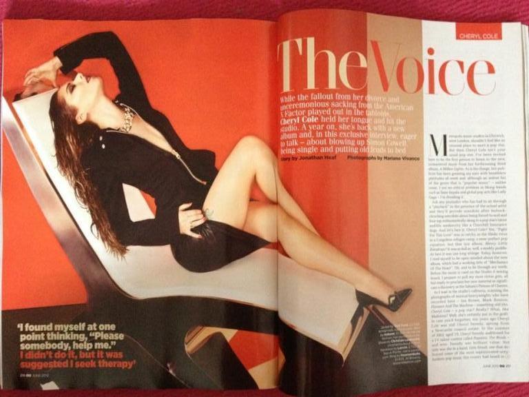 GQ Magazine UK - Juin 2012