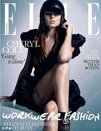 Elle UK - Novembre 2009