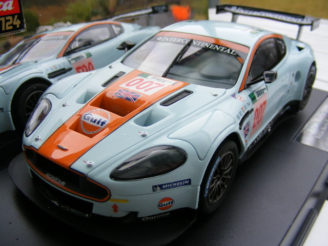 Carrera Digital 124 23737 Aston Martin DBR9 Le Mans 08