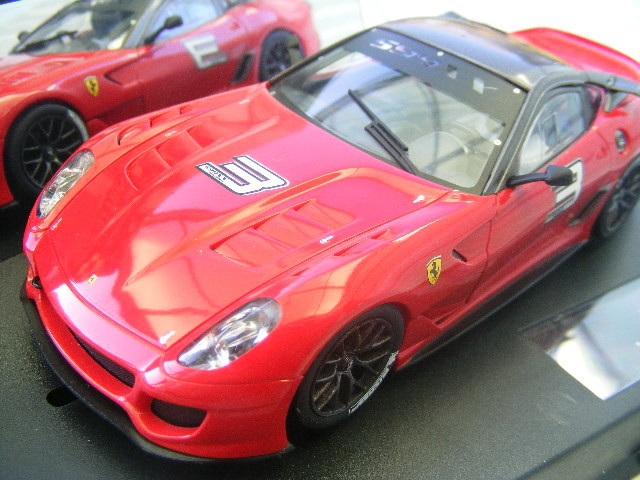"Carrera Evolution 27335 Ferrari 599XX ""As seen at Geneva Motorshow 2009"""