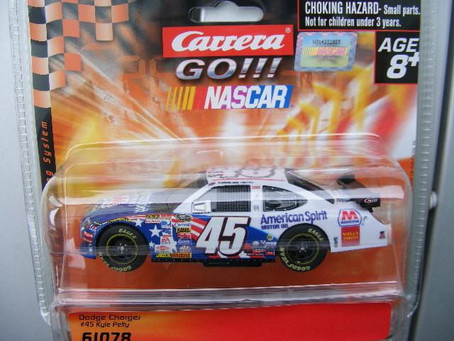 Carrera GO 61078 Dodge Charger 43 Bobby Labonte NEU USA