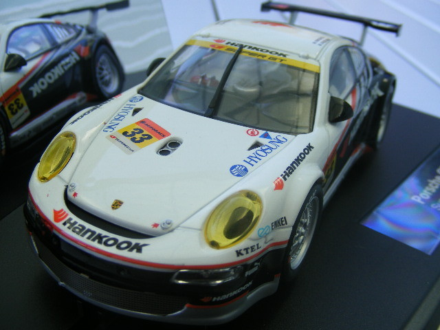 "Carrera Evolution 27313 Porsche GT3 RSR Super GT2008, ""No. 33"""