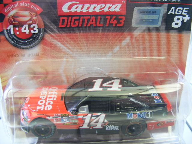 Carrera Digital 143 41340 Nascar Chev. Impala Stewart Haas Racing No.14 2011 USA