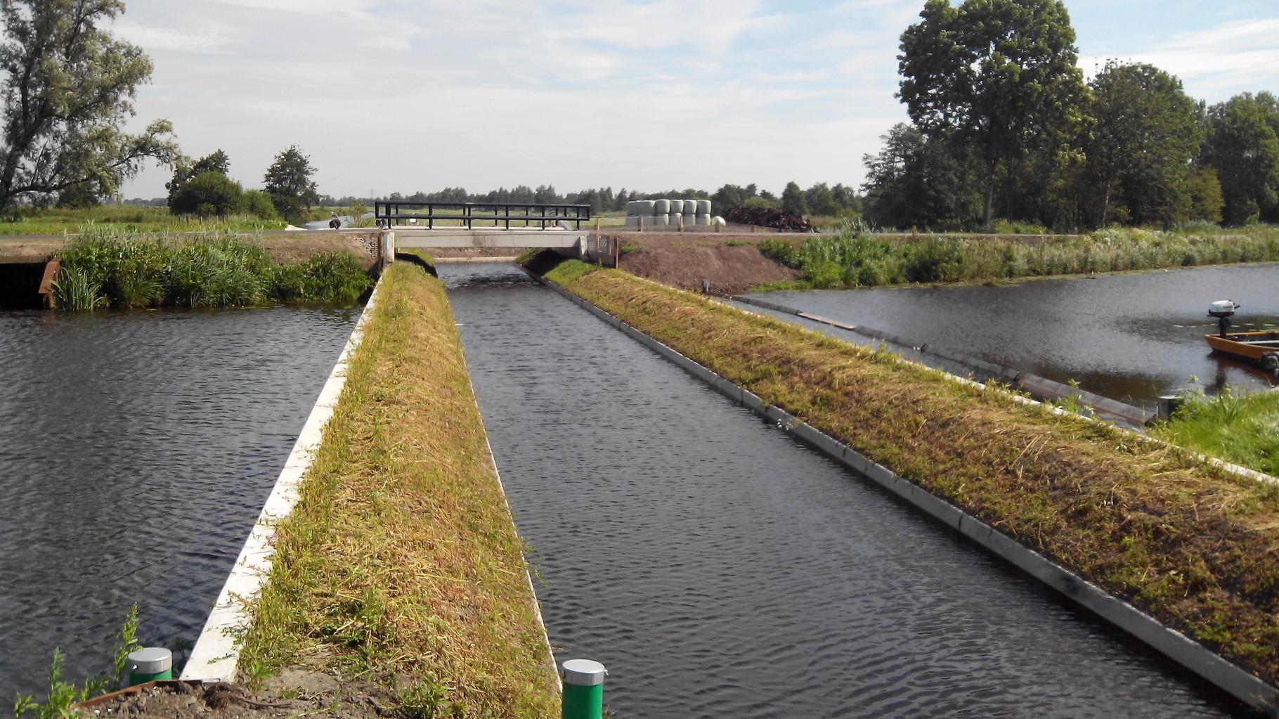 Eco-aquaduct