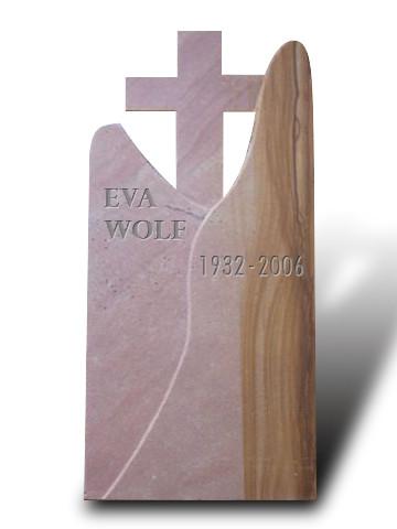 Grabstein - hergestellt von Kai Wolf