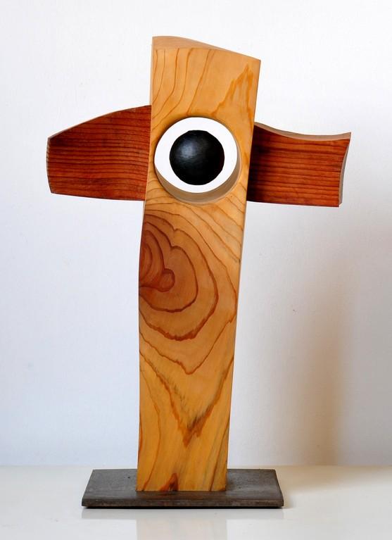 """Kai Wolf - Magnetisches Objekt """"Magisches Kreuz"""""""