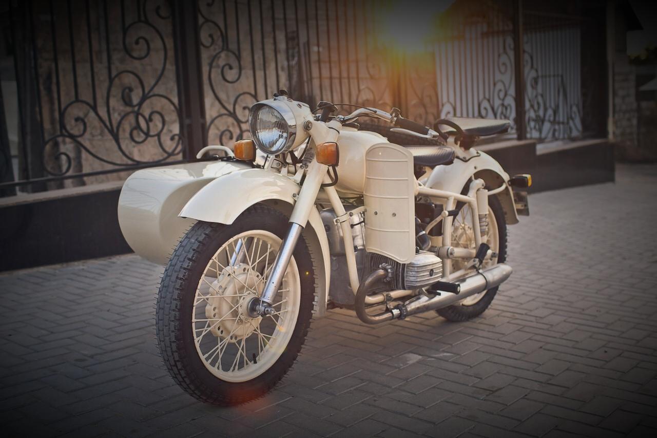 Desert - (Dnepr MT-11 - 1990) - from 6.500,00 euro
