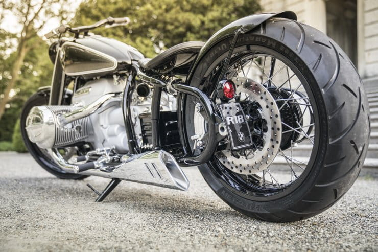 Coming Soon - BMW R18 inspired 1978 BMW R100rs