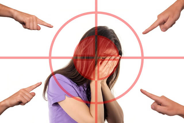 Fobia social, timidez, vergüenza