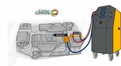 Motorreinigung mit Carbon Cleaning