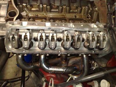 Beste Qualität von Edelbrock und Ford Racing
