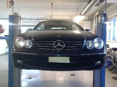 Viel Freude bringt Mercedes