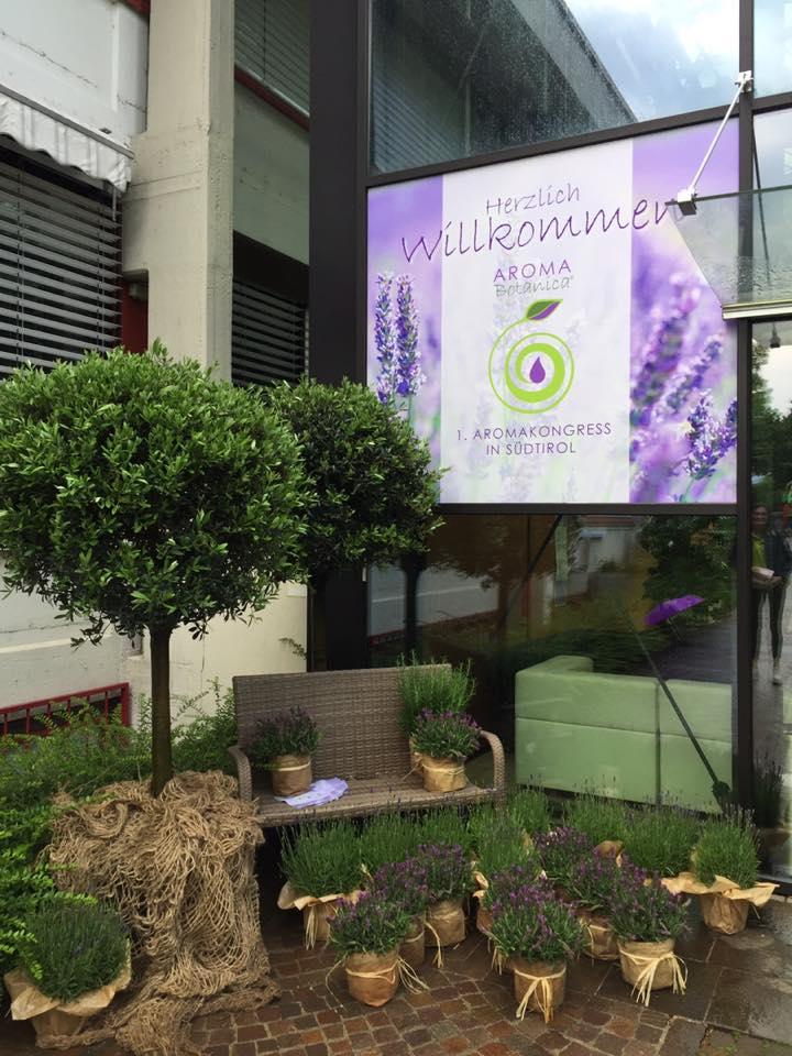 Aroma Botanica Kongress in Südtirol