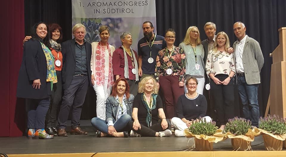 Die Größen der Aromatherapie mit interessanten Vorträgen!