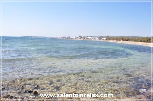 Salento - Lido Marini: la costa nord