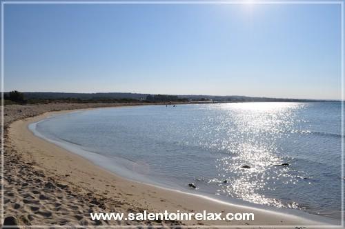 Salento - Lido Marini: la costa