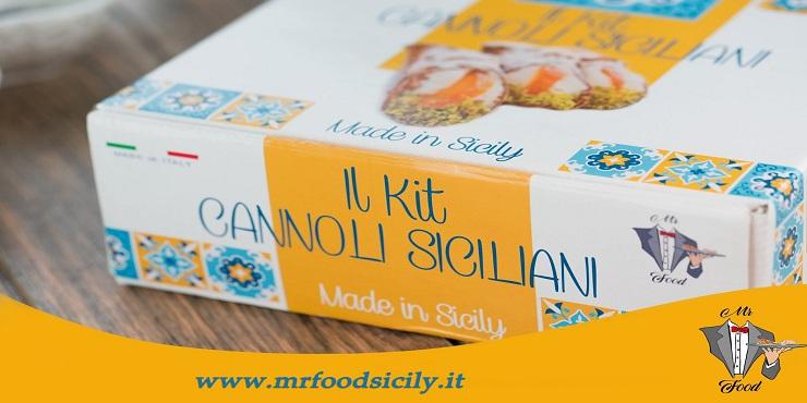 Kit Cannoli Siciliani
