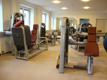 Trainingszone Nacken Schulter