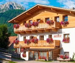 Gasthaus Weber in Toblach - Trainingscamp