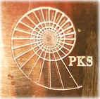 PKS-Gartengeräte aus Kupfer