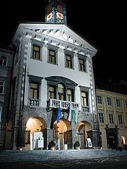 Rathaus in der Altstadt