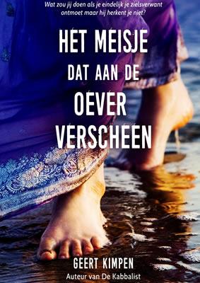 Geert Kimpen, Auteur van De Kabbalist, Het meisje dat aan de oever verscheen.