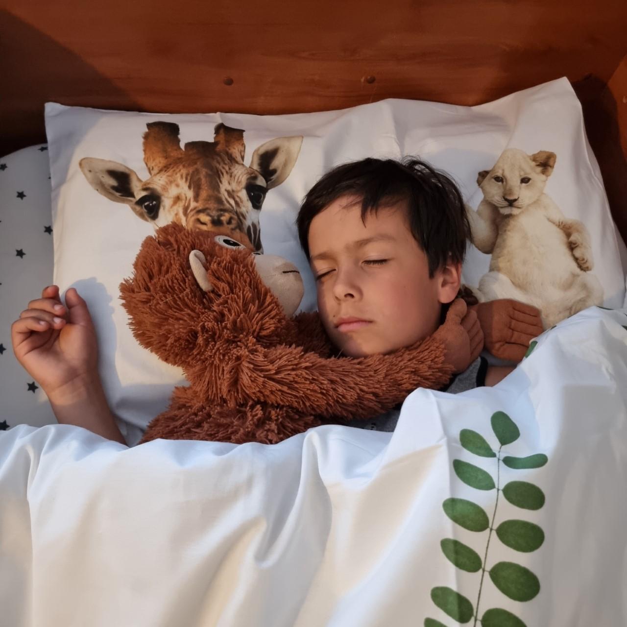 Slapen waardeer je pas echt als je kleine kinderen hebt.