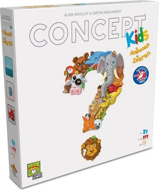 Speltip: Concept Kids Dieren.