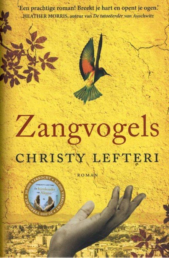 Review: Zangvogels van Christy Lefteri