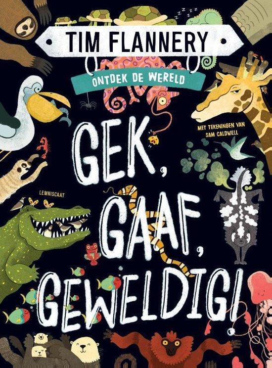 Review: Het Groot-Niet-Te-Vermijden Dierenfeitjes-Boek