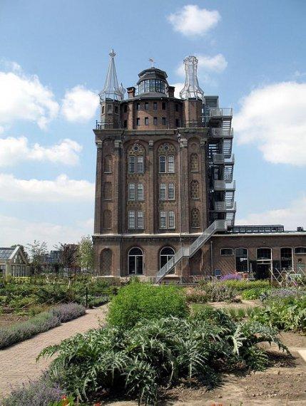 Hotel in Dordrecht, Bijzonder hotel.