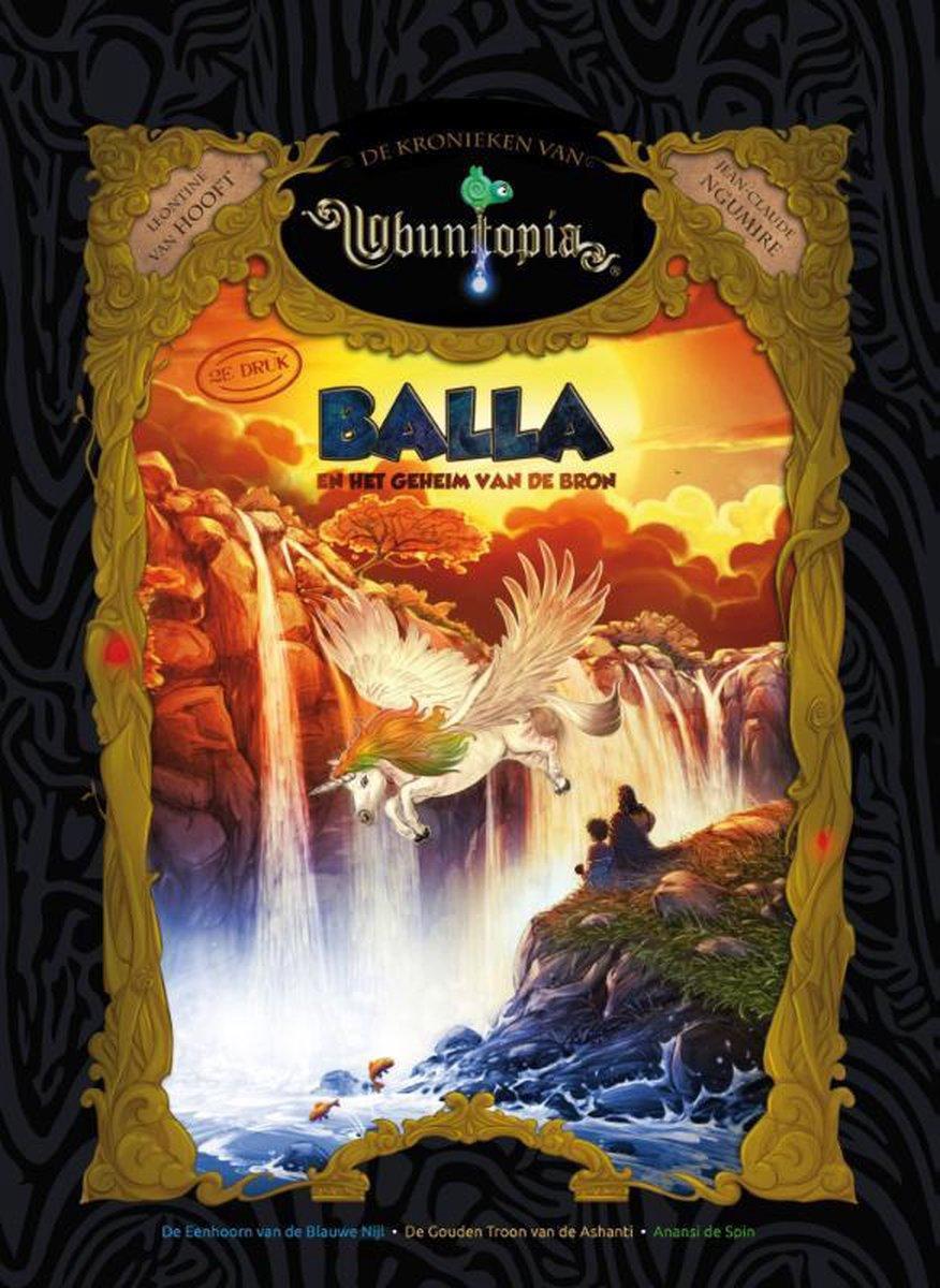 Review: Balla en het geheim van de bron